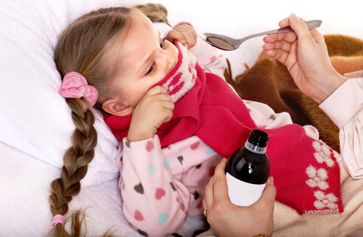 How to Bring Down Fever in a Child Without Drugs