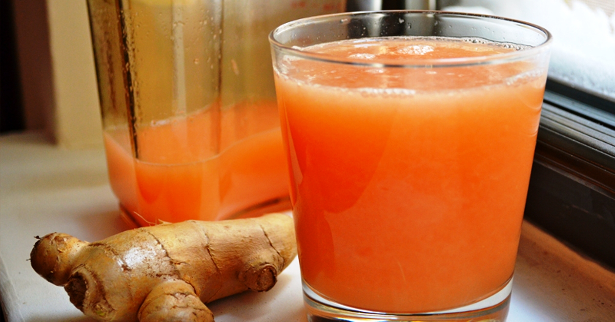 One Of The Best Juice Combos For Lowering Cholesterol, Better Sleep and Weight Loss