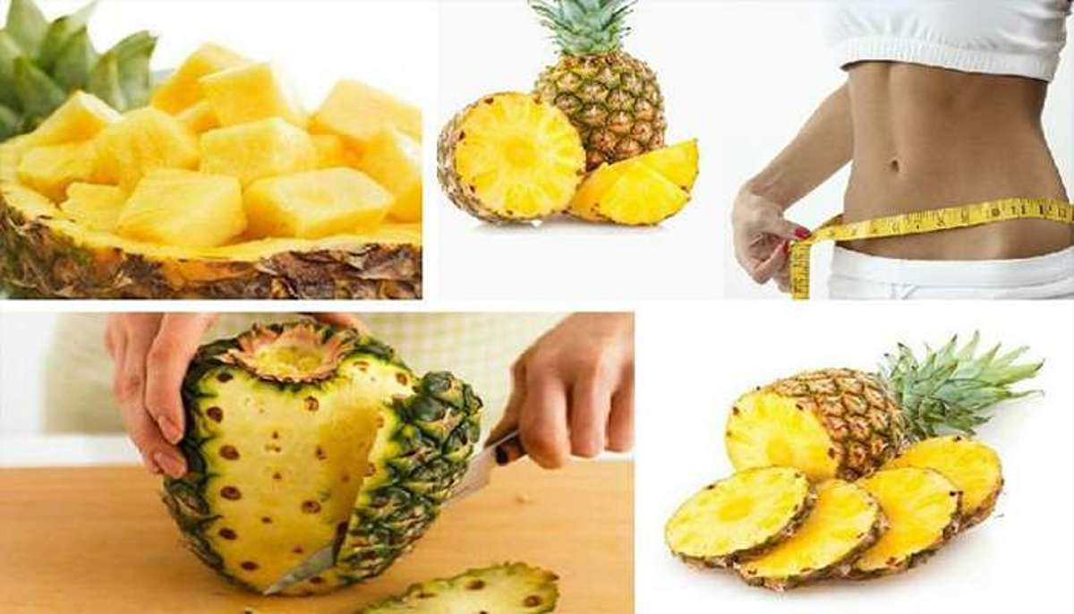 PINEAPPLE DIET Lose Up To 10 Pounds In Just 3 Days