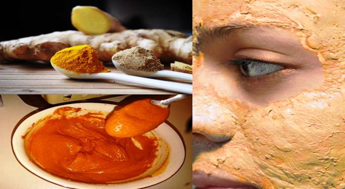 Put Turmeric On Your Face And Remove All Acne, Eczema, Inflammation And Dark Spots Forever