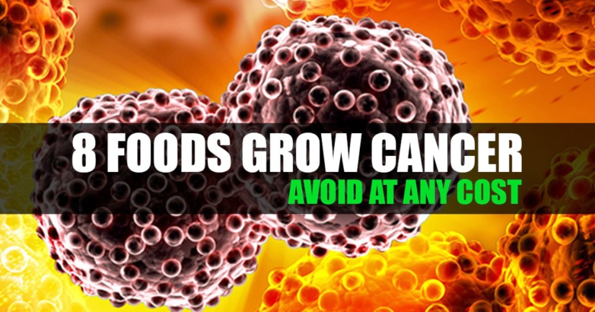8 Carcinogenic Foods Stop Eating These Foods RIGHT AWAY