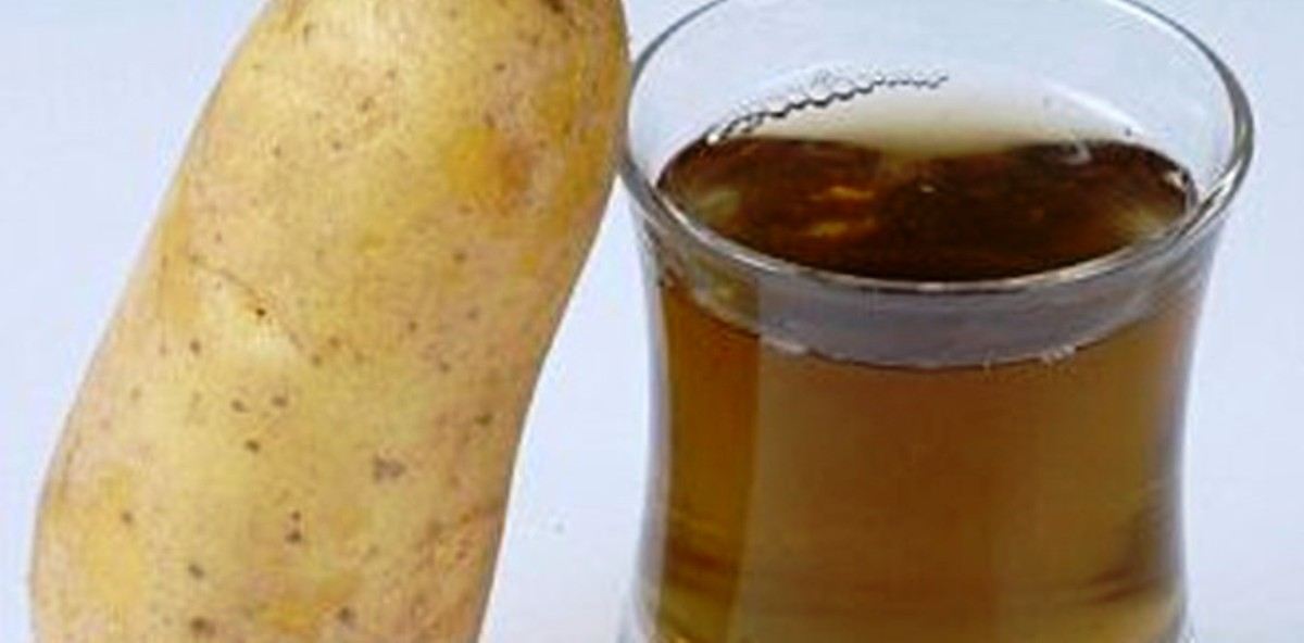 Potato Juice Remedy Cure For Any Disease